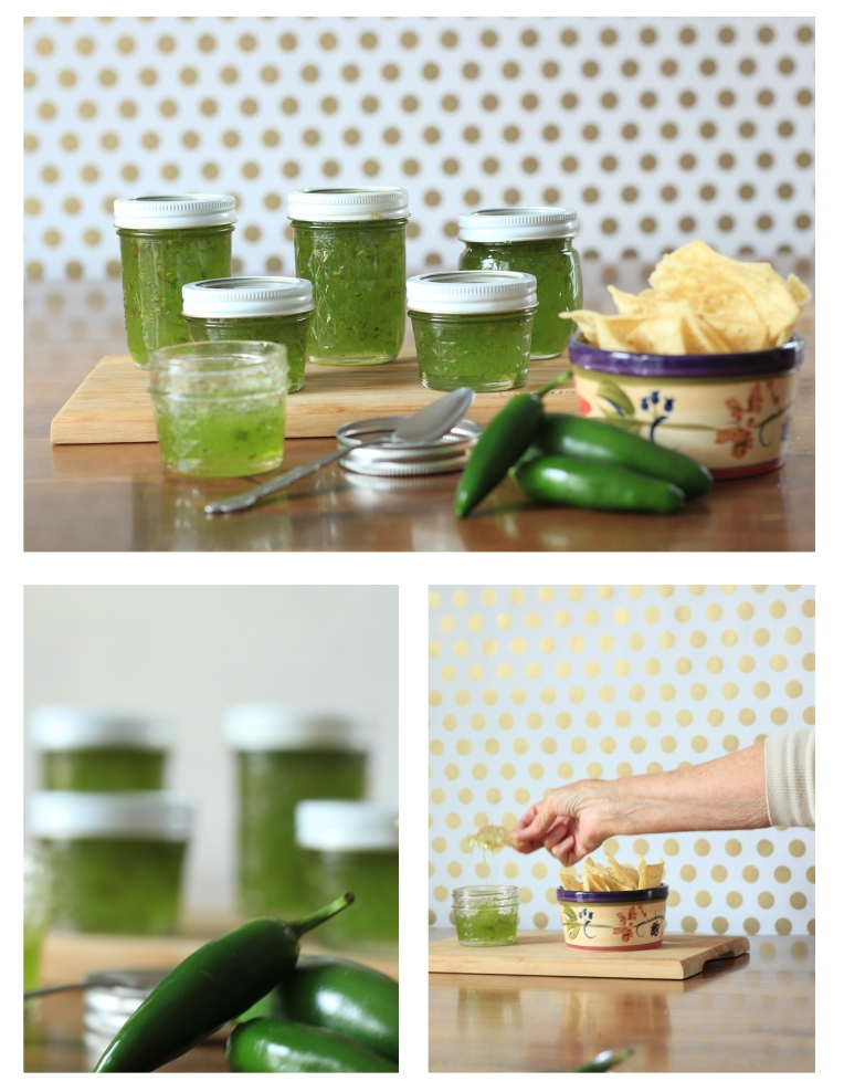 Jalapeno Jelly @thepetitepastry